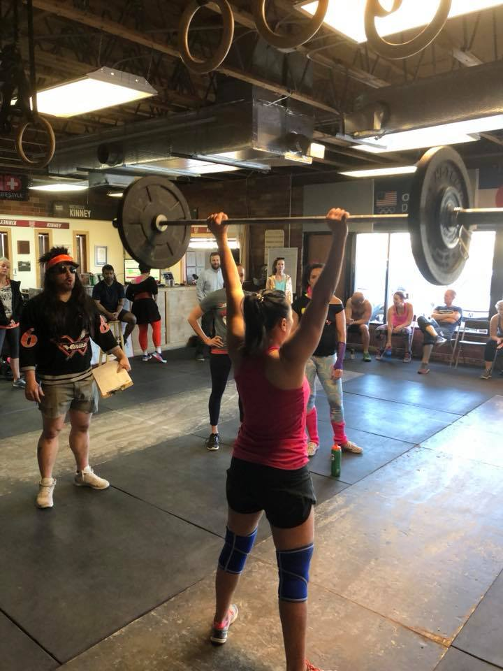 26 March 2018 – CrossFit Park Hill