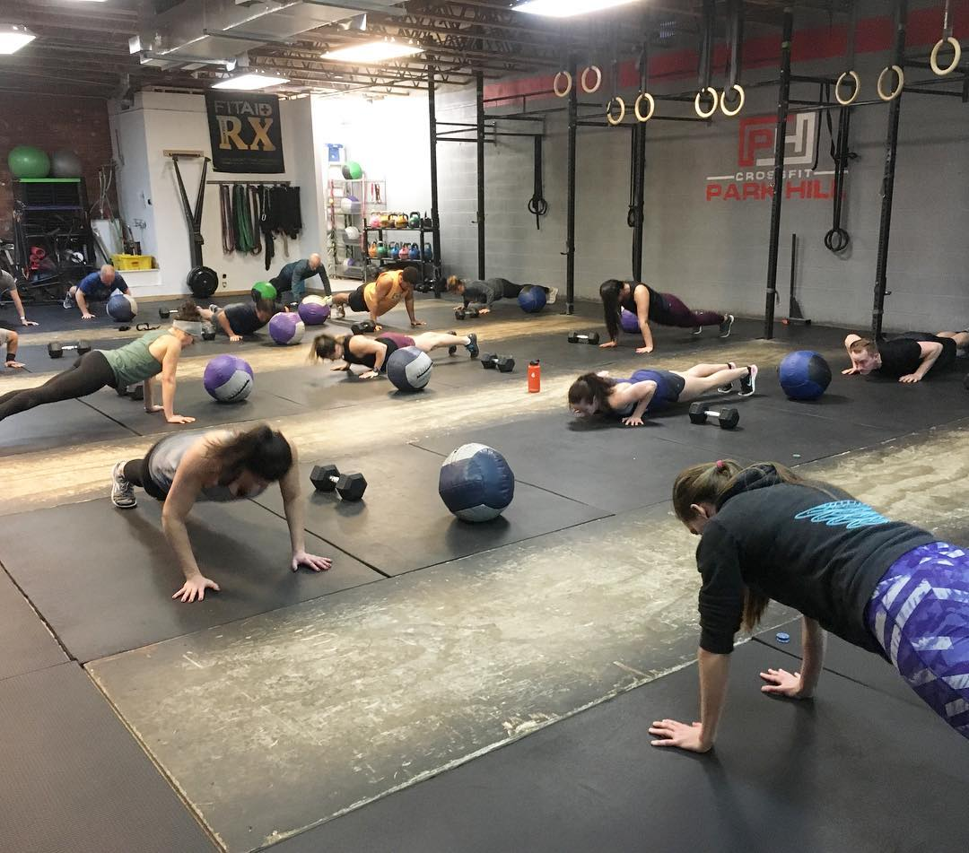 2 February 2019 – CrossFit Park Hill